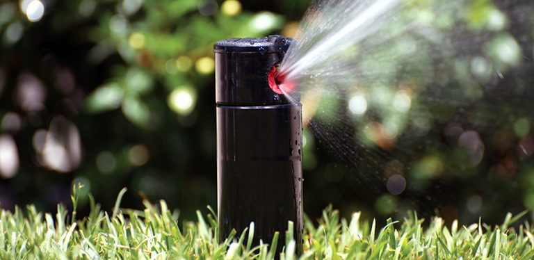 PGP Sprinkler Head
