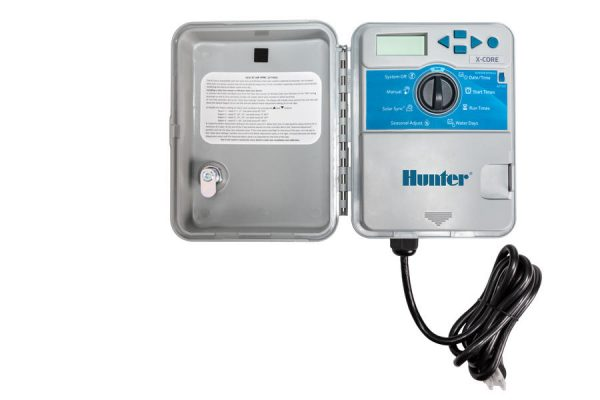 Hunter XCORE 4 Station Controller